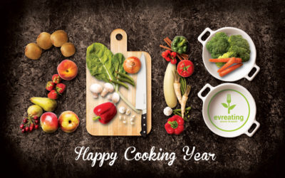 Happy Cooking Year 2018