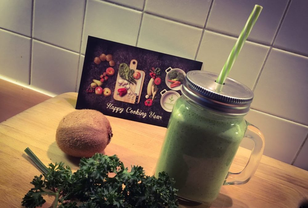 Green Smoothie du Nouvel An