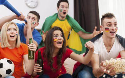 Le Devils' snack de la Coupe du Monde